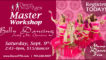 Join Our Master Workshop: Belly Dancing