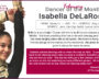 Meet Our Dancer of the Month – Isabella DeLaRosa
