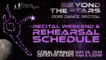 """Beyond The Stars"" Rehearsal and Recital Info"